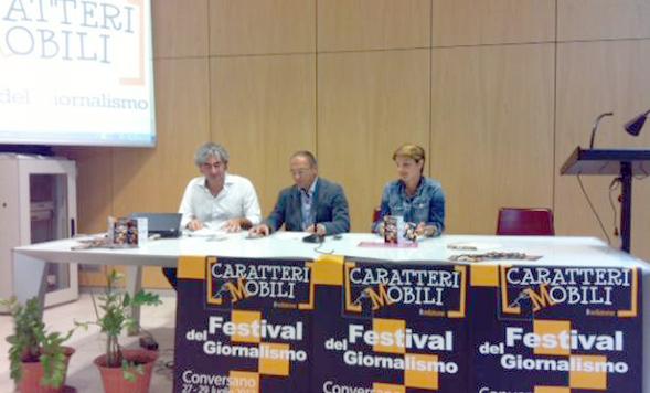 """""""Caratteri Mobili"""" al via dal 27 luglio a Conversano il Festival del Giornalismo"""