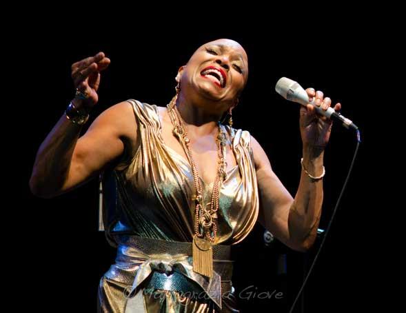 Per il Ritmo delle Città, la splendida voce di Dee Dee Bridgewater