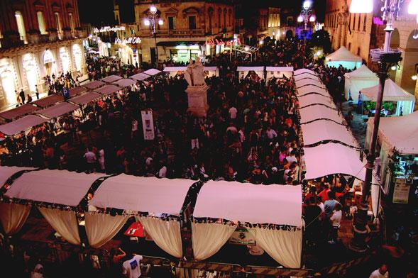 Il mercatino del Gusto di Maglie, dall'1 al 5 agosto il buon cibo in rassegna