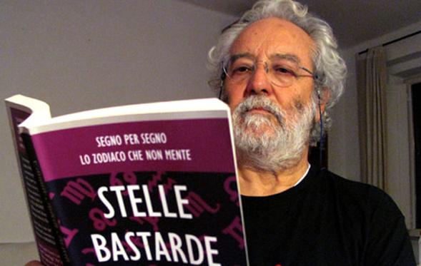 """""""Stelle bastarde"""" a Taranto l'astrologia ironica di Claudio Sabelli Fioretti"""