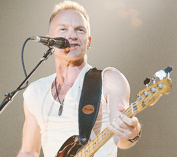 Sting: an Englishman sulla Banchina di Molfetta in un concerto memorabile