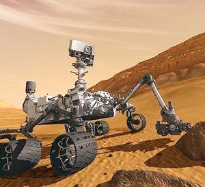 Curiosity è su Marte, si apre una nuova era nello Spazio
