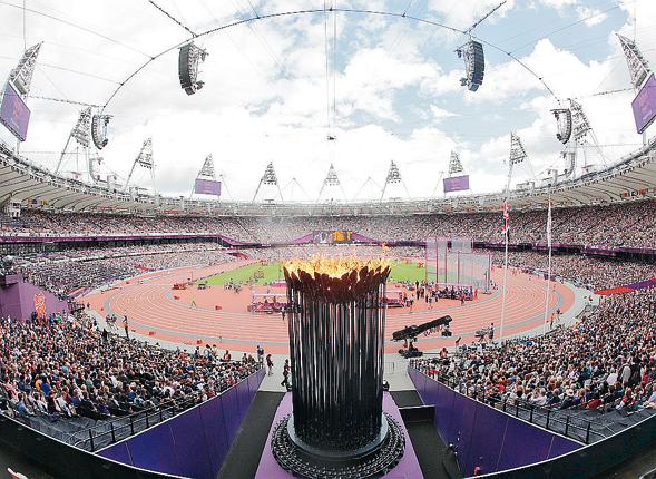 Tutto quello che non avete letto sulle Olimpiadi 2012 di Londra