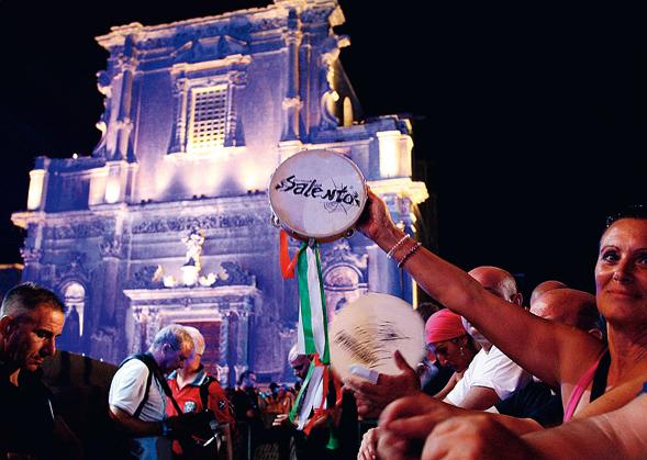 Chiusa la Notte della Taranta 2012, ed ora Bregovic esporterà la pizzica balcanica