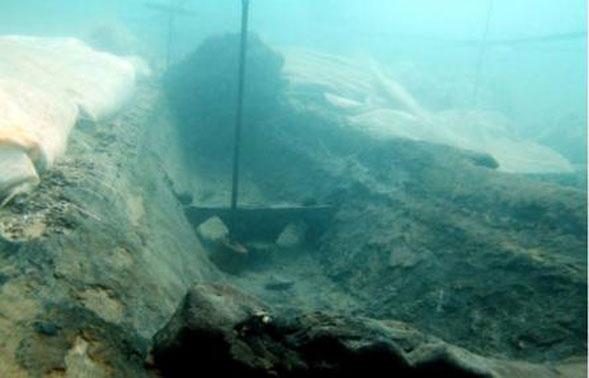 Scoperta archeologica a Varrazze, trovata una nave romana del I secolo