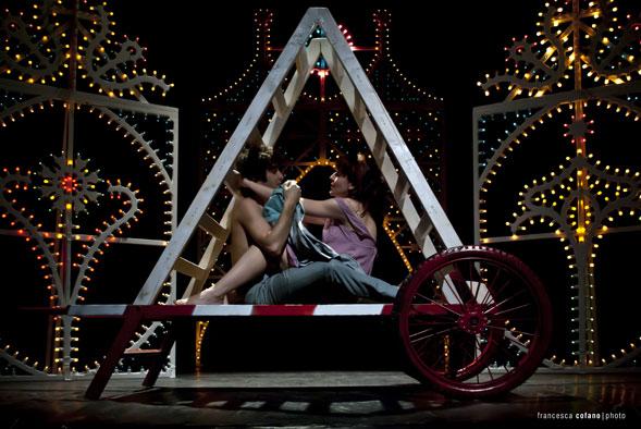 Rigenerazione. Presentata ieri la stagione 2012/2013 del Teatro Kismet