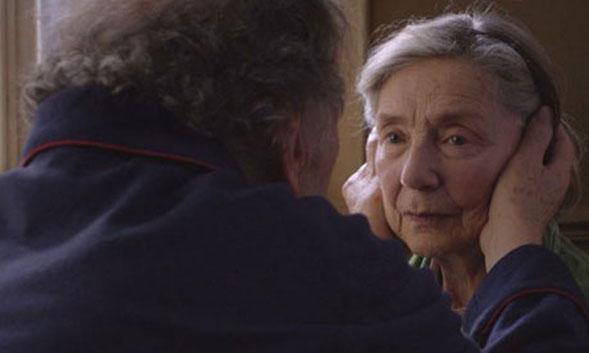 AMOUR di Michael Haneke, il film Palma d'Oro arriva nelle sale italiane