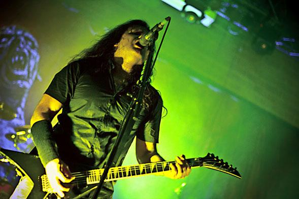Metal. Il 14 novembre al Demodè di Bari Kreator, Morbid Angel e Nile