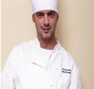 Pasquale Martinelli nominato consigliere delle arti culinarie della Puglia Center of America