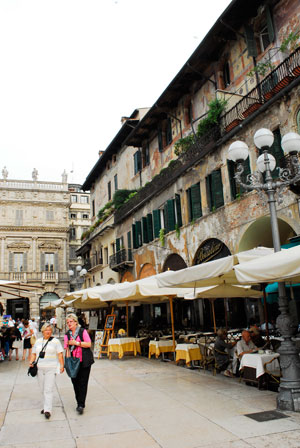 Dalla milonga all'opera: a Verona l'importante è che sia musica