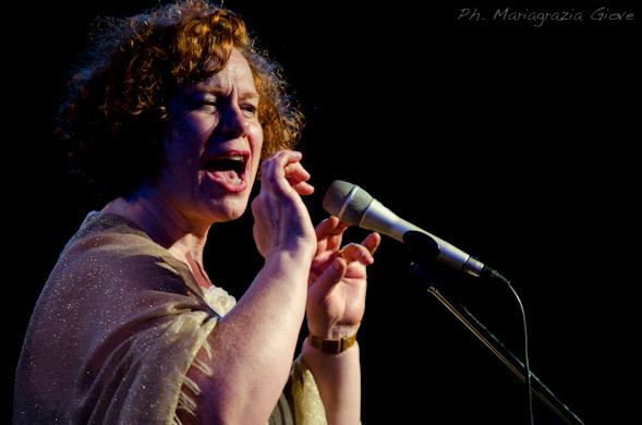 A colloquio con Sarah Jane Morris dopo il concerto al Blue Note di Milano