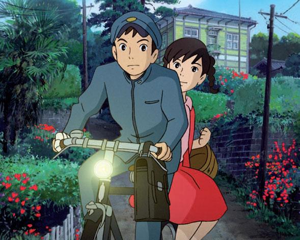'La collina dei papaveri' di Goro Miyazaki. Un evento unico nei cinema italiani