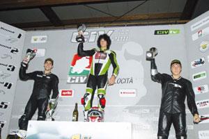 Nocco rispetta le promesse al 24° Trofeo Inverno Velocità di Binetto