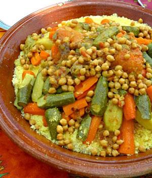 Il Marocco in tavola al Sofitel Rome Villa Borghese