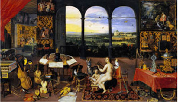 dinastina dei Brueghel