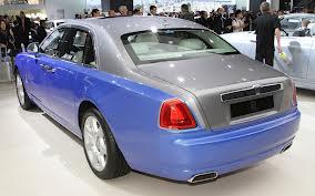 Rolls-Royce presenta lo stile Art Dèco, successo al salone di Parigi