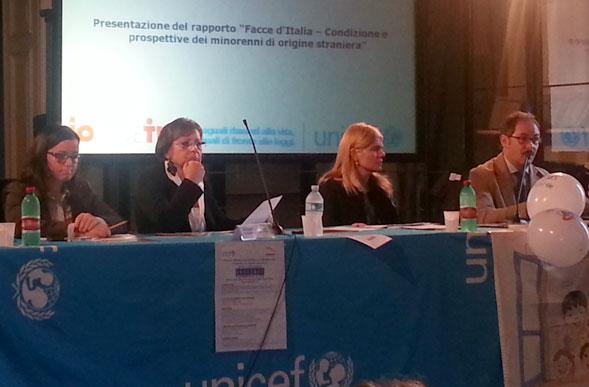 """L'Unicef Puglia presenta il rapporto """"Facce d'Italia. Condizione e prospettive dei minorenni di origine straniera"""""""