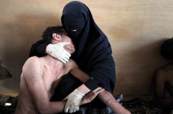"A Barcellona fino al 6 gennaio in mostra ""World Press Photo 2012"""