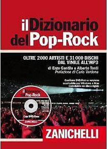 """Enzo Gentile e Alberto Tonti pubblicano il """"Dizionario del Pop Rock"""""""