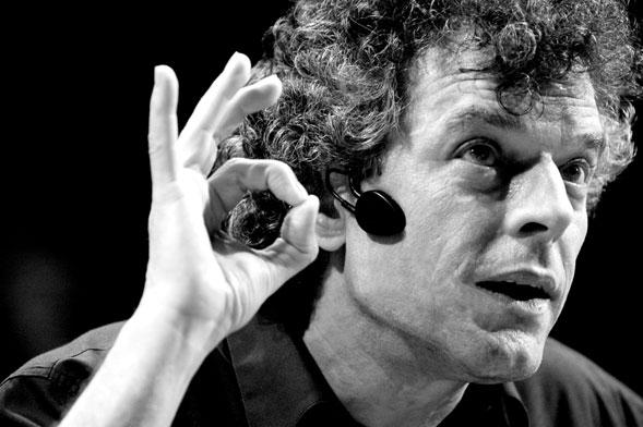 Molestia a parte, Alberto Patrucco al Teatro Forma per Risollevante