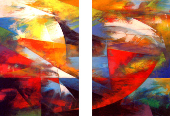 Abstract Syn – Taxis, dal 2 febbraio la personale di Francesco Mola al Globalart di Noicattaro