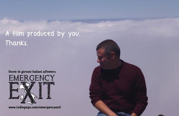 Emergency Exit, il docu-trip auto-finanziato dal basso che racconta i giovani italiani all'estero