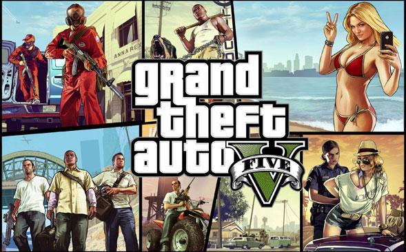 GTA V, il titolo più atteso del 2013 tra i giochi in consolle