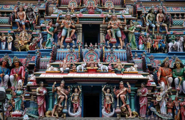 Viaggio in India tra scenari suggestivi di miti, leggende e divinità