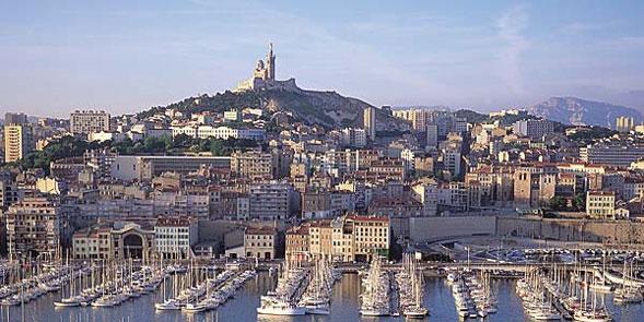 Marsiglia capitale europea della cultura nel 2013