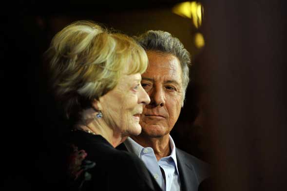 Quartet, la divertente pellicola con il debutto alla regia di Dustin Hoffman