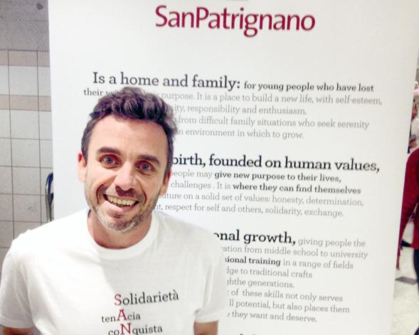 San Patrignano UK London: consulenze per giovani, formazione e collocamento
