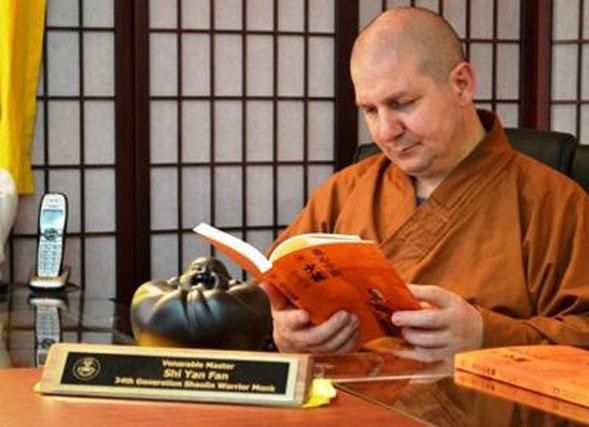 Shi Yan Fan, a Brindisi il film sulla vita del primo monaco Buddhista occidentale
