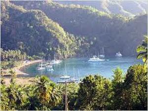 Vacanze al mare d'inverno a St. Vincent e Grenadine