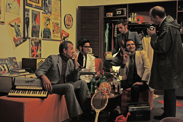 The Link Quartet (Feat. Miss Modus) in concerto stasera al Njlaya di Bari