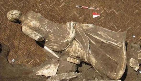 Roma: scoperta la villa di Messalla, ora si pensa al restauro