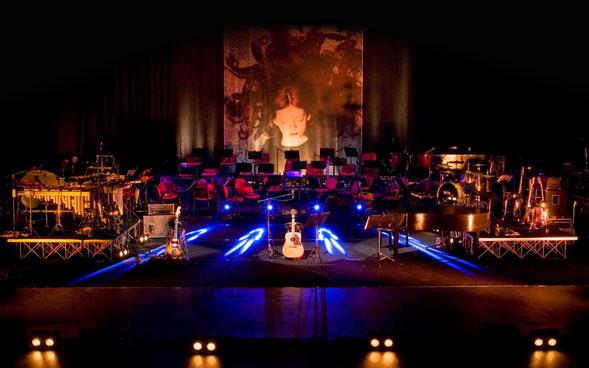 """I Baustelle ieri al Teatroteam di Bari con il bel concerto di """"Fantasma Tour"""""""