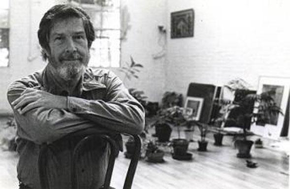 Emanuel Pimenta for John Cage