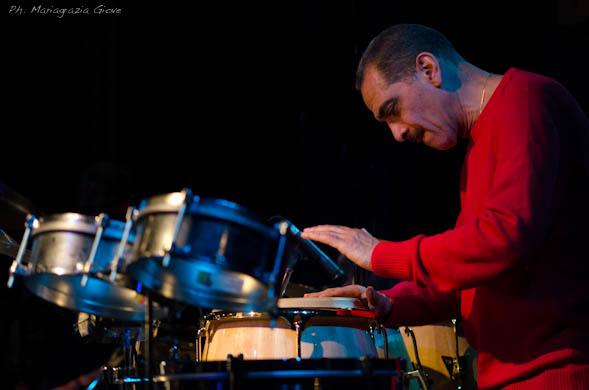 L'Afro-Cuban Jazz del grande Dizzy Gillespie sul palco del Blue Note di Milano
