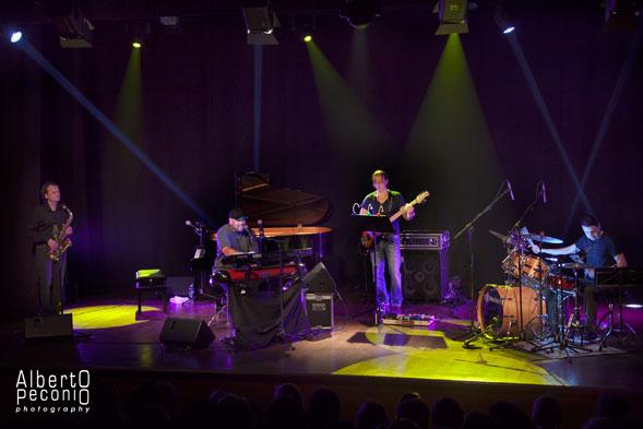 Frank McComb Superstar per un concerto sold out al teatro Forma di Bari