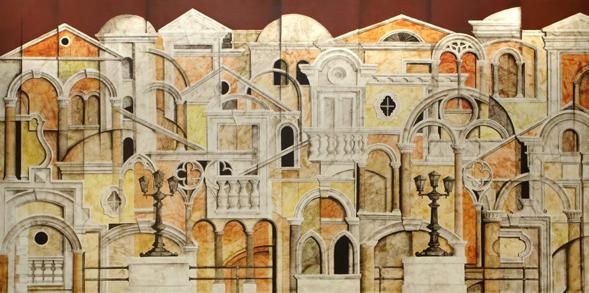 Il coraggio dell'ombrello, da domani la mostra di Vito Laselva