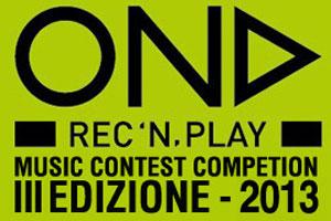 Rec'n'Play music contest competition ed LSDmagazine insieme per la 3a edizione