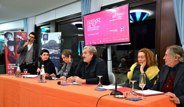 Il Bif&st 2013, dal 16 al 23 marzo gli Stati Generali del cinema europeo a Bari