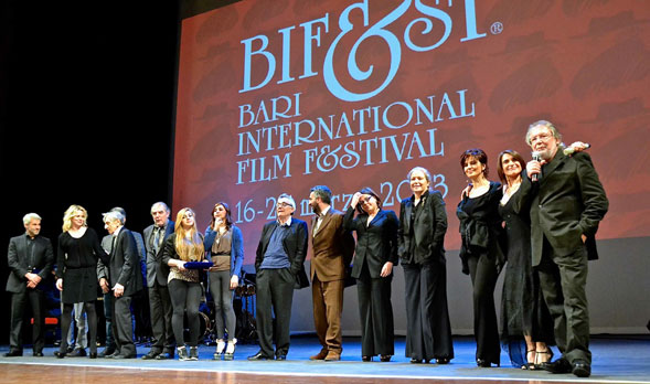 I premiati del Bif&amp;st 2013