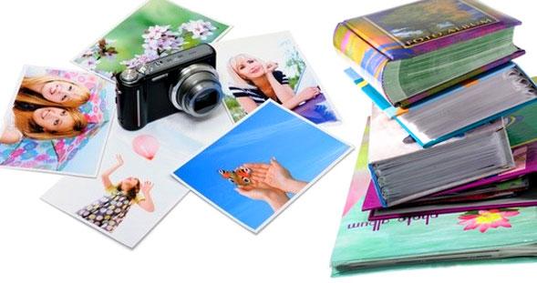 L'evoluzione della stampa foto e l'abitudine dei classici album fotografici