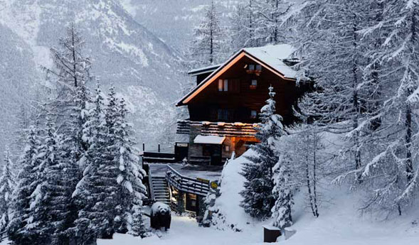 Chalet il Capricorno a Sauze d'Oulx l'ospitalità e l'alta cucina di montagna