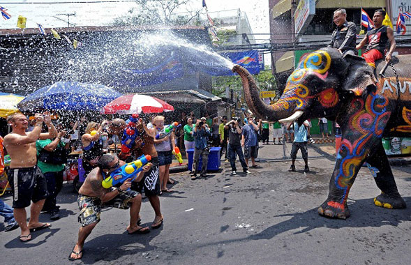 Thailandia: templi, festività ed esotismi. Benvenuti nel paese dei sorrisi