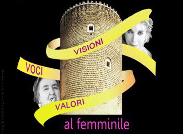 Visioni Voci Valori, al femminile da oggi la mostra al Torrione Angioino di Bitonto