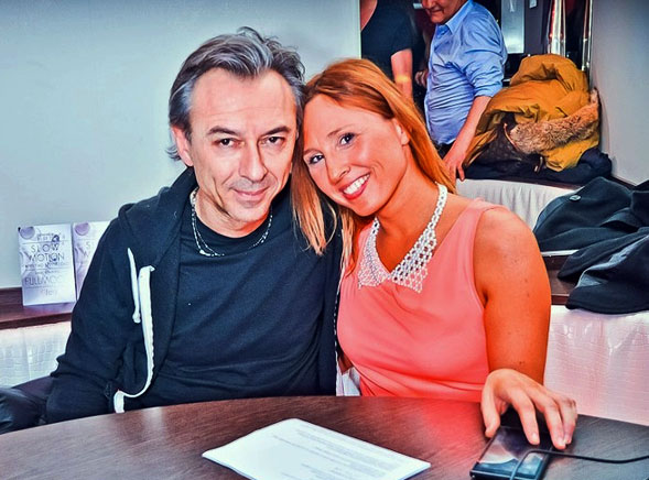 LSDmagazine incontra Dj Albertino al Glam, not only beautiful di Cornuta (Tv)