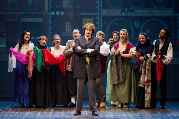 """Il Teatro Perla di Bologna il 12 aprile omaggia Broadway con """"Musical Fever"""""""