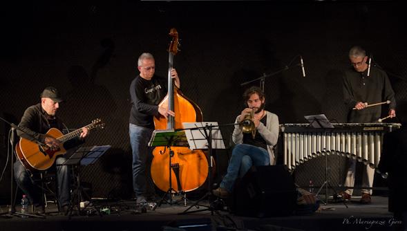 Coltrane secondo Fioravanti Trio incanta il pubblico di JAZZaltro